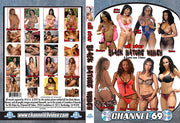 All Star Black Mature Women #1 - Channel 69 Sealed DVD