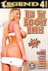 Best of Big Tit Booty Babes #1 - 4, 16 Hour 4 DVD Set (in sleeve)