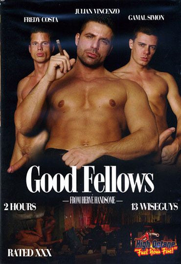 Good Fellows - High Octane Gay in sleeve DVD