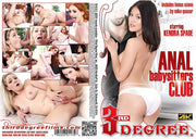 *Anal Babysitters Club - 3rd Degree 2018 Sealed DVD Sale