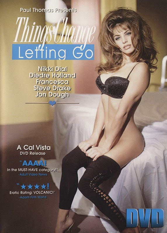 Things Change Letting Go #2 Cal Vista Adult Adult XXX DVD