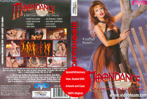 Moondance (real xxx classic movie) Nici Sterling Video Team Sealed DVD