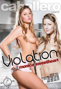 Violation of Monica Sweetheart - DVD