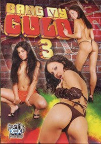 Bang My Culo #3 Legend DVD