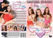 Ashley George Losing My Virginity  - Shemale Club Sealed Trans DVD