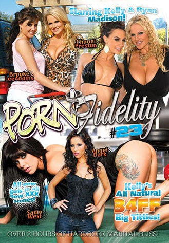 Porn Fidelity #23 - Porn Fidelity - Sealed DVD (on sale)