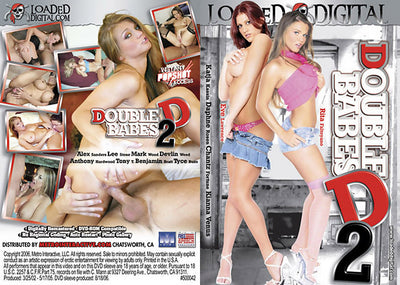 Double D Babes #2 - Loaded Digital Sealed DVD