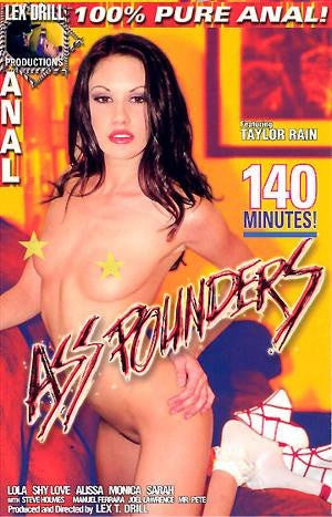 Ass Pounders #1 Legend DVD