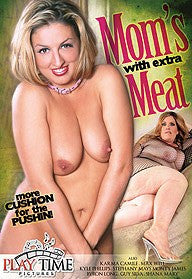 Moms with Extra Meat - 4 Hour DVD in Sleeve.