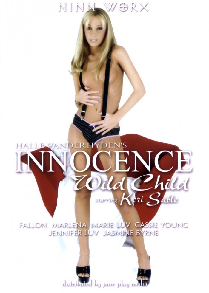Innocence Wild Child (artsy/romance) - in sleeve DVD