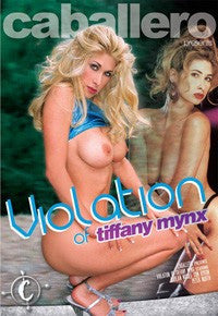 Violation of Tiffany Mynx - DVD