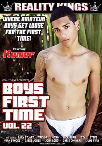 Boys First Time #22 - Reality Kings Gay Sealed DVD