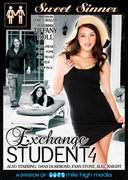Exchange Students #4 Sweet Sinner Sealed DVD