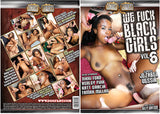 We Fuck Black Girls #6 - Dog Fart Sealed DVD
