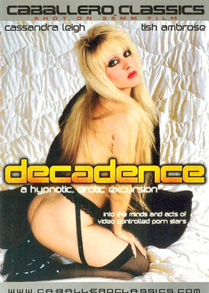 Decadence - Classic Sealed DVD
