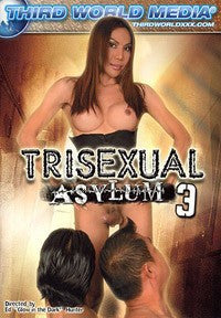 Trisexual Asylum #3 - Shemale - Sealed Transsexual DVD