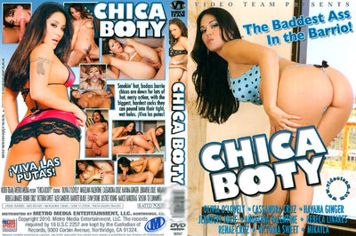 Chica Booty 1 - Video Team Sealed DVD