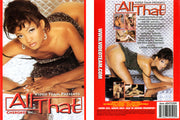 All That (all black, real movie) Video Team Sealed DVD