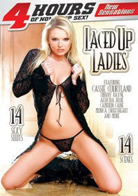 Laced Up Ladies - New Sensations 4 Hour DVD