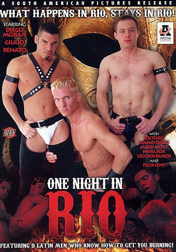 One Night in Rio - Gay - DVD