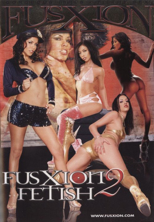 Fusxion Fetish #2 - Fusxion Sealed DVD