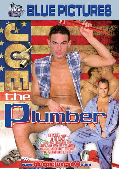 Joe The Plumber - Blue Productions Gay DVD