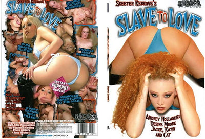 Slave to Love - Bad Ass Sealed DVD