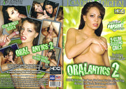 Oral Antics #2 - Loaded Digital Sealed DVD