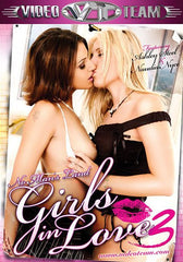 4 Different Lesbian - All Girl DVDs (in white sleeves)