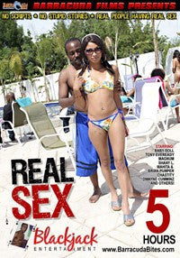 Real Sex 5 Hour DVD