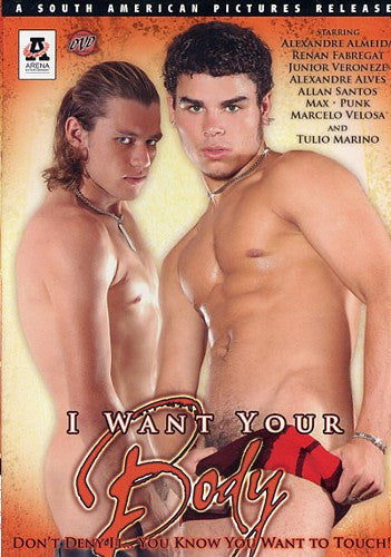 I Want Your Body - Gay - DVD