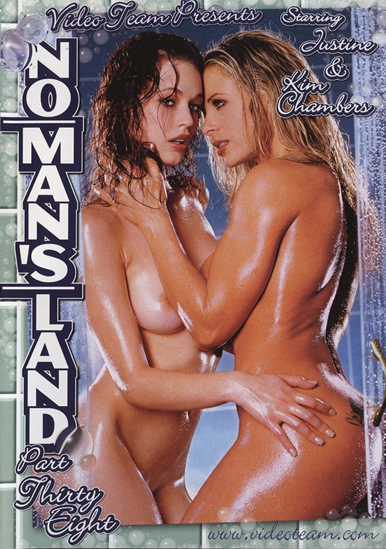 No Mans Land #38 - Lesbian Video Team DVD