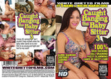Caught Banging the Babysitter #3 - White Ghetto Cheap Adult DVD