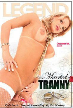 So I Married a Tranny Legend DVD
