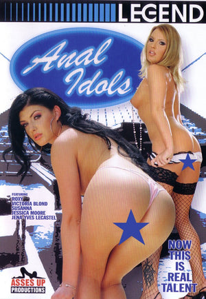 Anal Idols #1 - Legend Digital Download