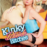 Kinky Blonde Bitches - 10 Hour Playtime DVD