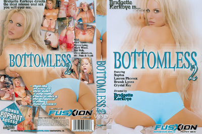 Bottomless 2 (all anal) Fusxion Sealed DVD