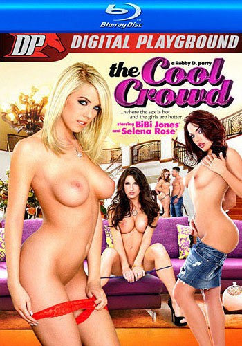 The Cool Crowd Digital Playground Blu Ray DVD