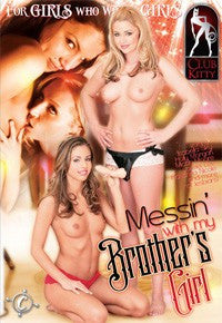 Mess with My Brothers Girl - Lesbian DVD
