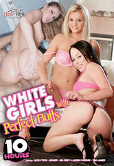 White Girls with Perfect Butts - 10 Hour Playtime DVD