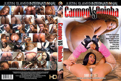 Carmen vs Aninha - Justin Slayer Adult XXX DVD