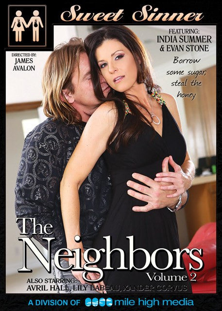 The Neighbors #2 Sweet Sinner Sealed DVD