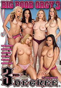 Big Boob Orgy #3 - 3rd Degree Sealed DVD