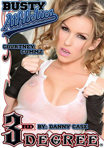 Busty Athletics 3rd Degree Sealed DVD