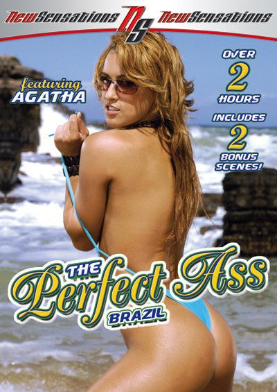 The Perfect Ass (Brazil) - New Sensations Sealed DVD