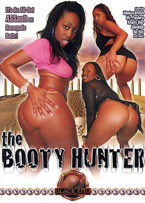 The Booty Hunter #1 - Backend Metro Sealed DVD