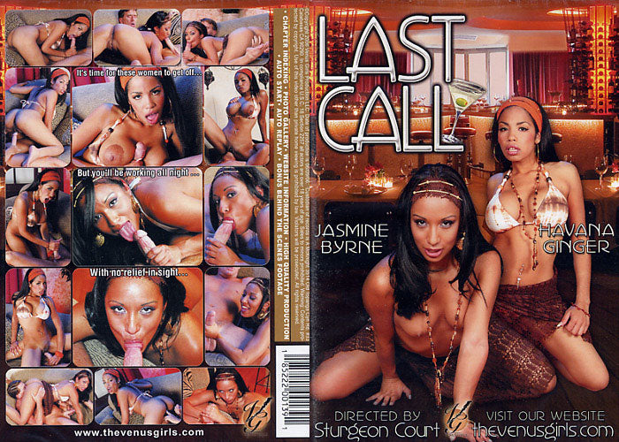 Last Call #1 - Venus Sealed DVD