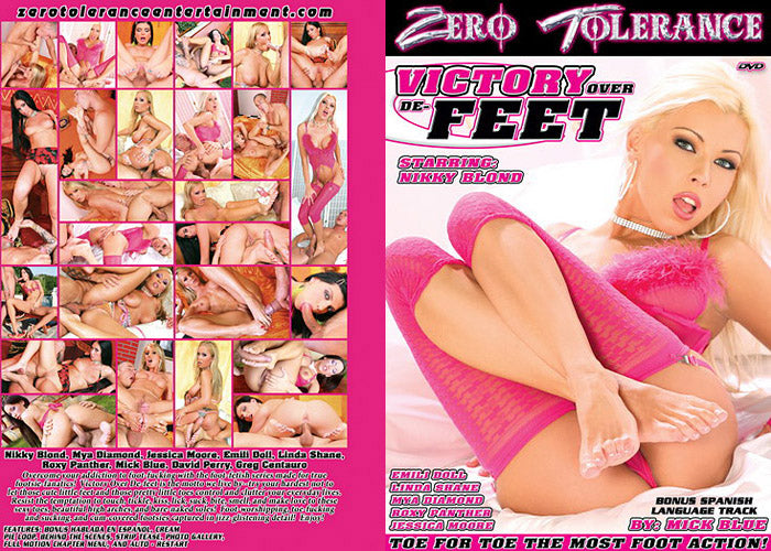 Victory Over De Feet - Zero Tolerance DVD