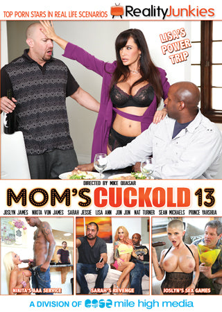 Moms Cuckold #13 Reality Junkies Sealed DVD