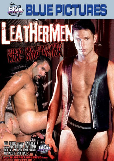 Leathermen - Blue Productions Gay DVD